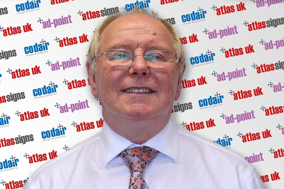 Alan Wheeler, IT and Telecommunications Manager. Atlas-signs Design & Publicity Limited